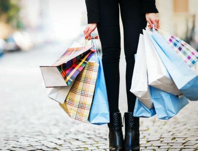 Σας ενδιαφέρει: Αυτές είναι οι καλύτερες περιοχές για ψώνια στην Αθήνα!