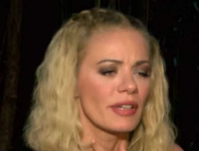 Ζέτα Μακρυπούλια: Άρχισε να πνίγεται μπροστά στις κάμερες όταν την ρώτησαν για τον γάμο με τον Χατζηγιάννη! Αδιανόητο περιστατικό!