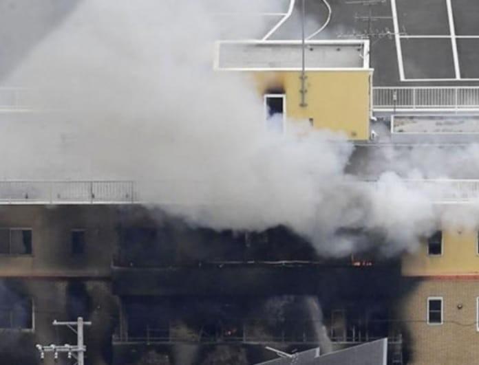 Τεράστια πυρκαγιά σε κτίριο που στεγάζεται μεγάλη εταιρία! Νεκροί και 40 τραυματίες! (Βίντεο)