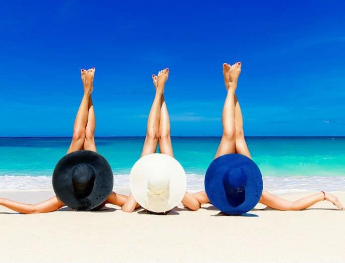 Περιποίηση σώματος! Βήμα βήμα η κατάλληλη προετοιμασία πριν την παραλία!