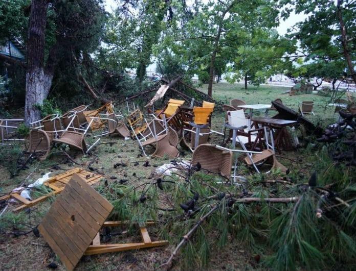 Φονική καταιγίδα στην Χαλκιδική: Πέντε παιδιά «παλεύουν» με τα τραύματα τους στο νοσοκομείο!