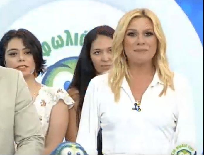 Κατερίνα Καραβάτου: Η αποκάλυψη στην τελευταία εκπομπή! «Εγώ και ο Κρατερός...»! (Βίντεο)