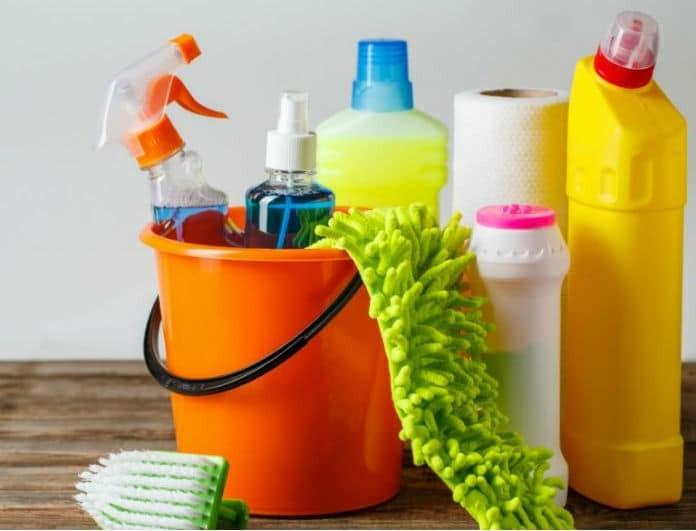 Αυτές είναι οι ουσίες που υπάρχουν σε κάθε σπίτι και δεν πρέπει να αναμειχθούν με τίποτα!