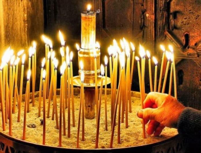 Ανατροπή - βόμβα με τα κεριά στην εκκλησία! Αν δεν πείτε αυτή την προσευχή δεν πιάνουν!