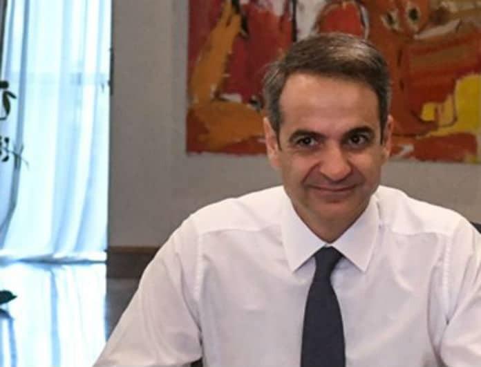 Κυριάκος Μητσοτάκης: Ποζάρει στον φακό μέσα από το Υπουργείο Παιδείας! Δείτε φωτογραφίες!