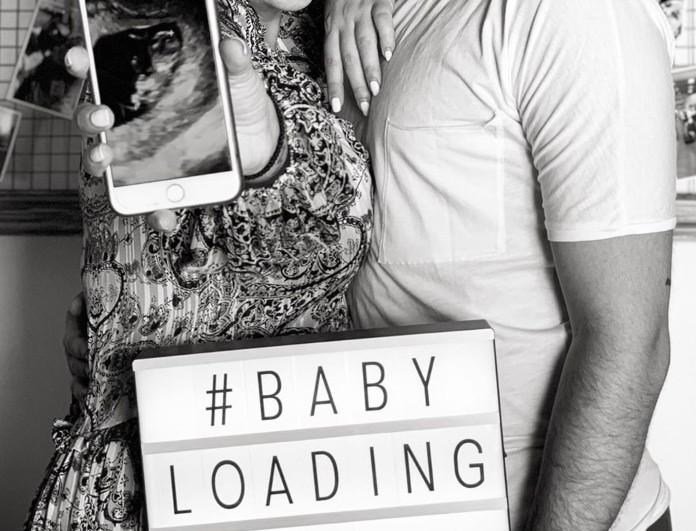 Είναι επίσημο: Αγαπημένο ζευγάρι της ελληνικής showbiz περιμένει παιδάκι!