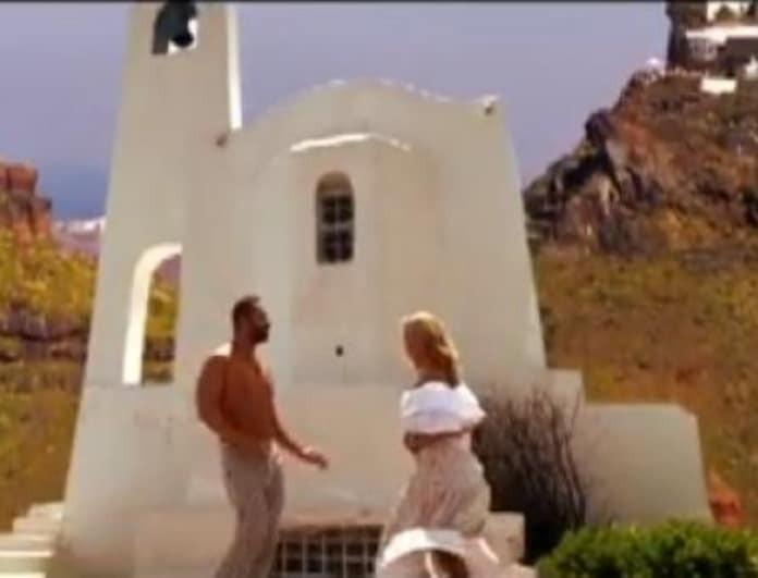 Νίκος Κοκλώνης - Χριστίνα Παππά: Γύρισαν το Magava Tout 21 χρόνια μετά! (Βίντεο)