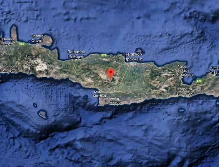 Έκτακτη ανακοίνωση για τον σεισμό στην Κρήτη! Τι συνέβη;