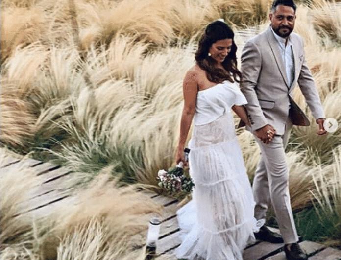Λευτέρης Σουλτάτος: Η αφιέρωση που έκανε την Βάσω Λασκαράκη να «λιώσει» στο γαμήλιο πάρτι τους!