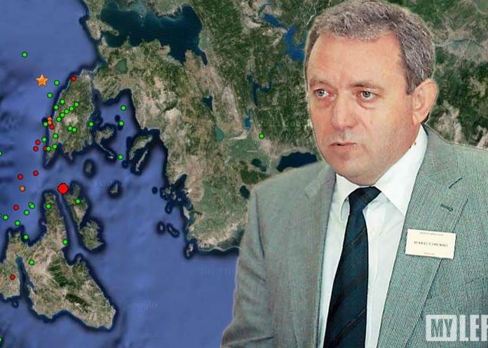 Ευθύμης Λέκκας: Ο κορυφαίος σεισμολόγος σε έκτακτη ανακοίνωση! Τι θα συμβεί στην Θεσσαλονίκη;
