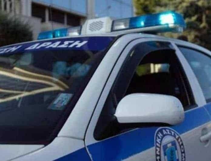Σοκ! Κρατούμενος απέδρασε μέσα από το περιπολικό στη Λεωφόρο Αθηνών!