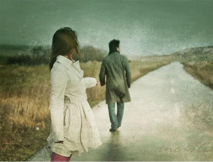 Αυτός είναι ο βασικός λόγος που κάνει έναν άνδρα να «φύγει» από μια σχέση!