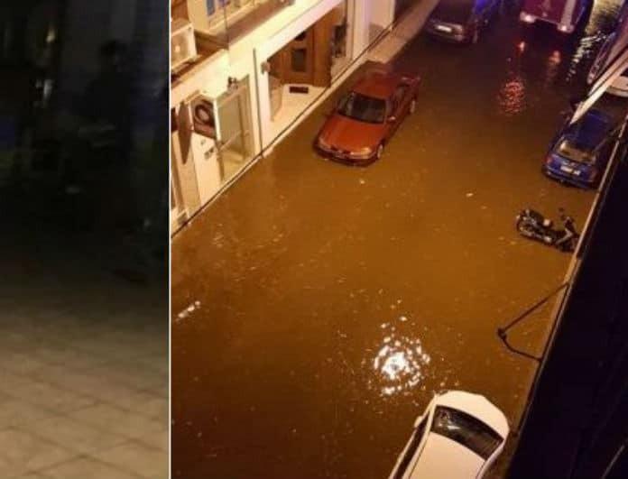 Σοκαριστικό: Οι καταιγίδες σάρωσαν Αχαΐα-Ναυπακτία - Πού θα χτυπήσει η κακοκαιρία τις επόμενες ώρες