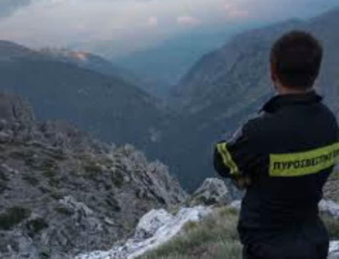 Συναγερμός για εγκλωβισμό ορειβάτη στον Όλυμπο! Έχει τραυματιστεί σοβαρά!