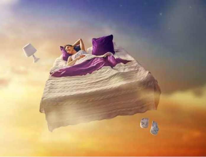 Τι σημαίνουν τα όνειρα σου σύμφωνα με την ημέρα που τα βλέπεις!