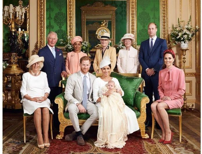 Πρίγκιπας Χάρι-Μέγκαν Μαρκλ: Δεν το πήρε χαμπάρι κανείς! Η εκλεκτή...απουσία από την βάφτιση του γιου τους!