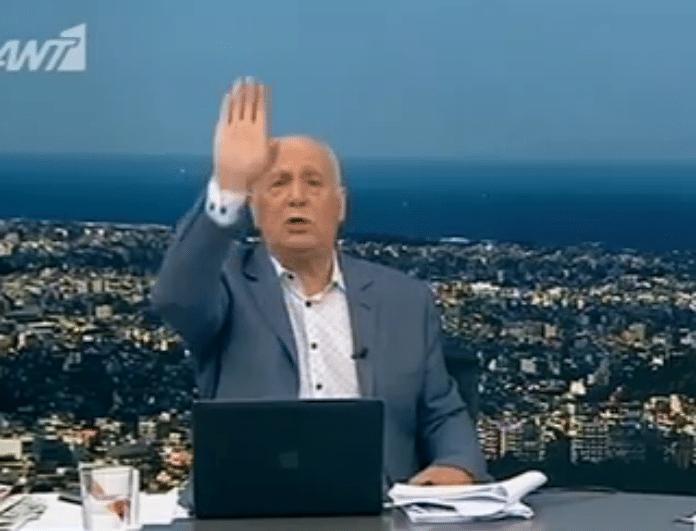 Γιώργος Παπαδάκης: Ήρθε το τέλος για τον παρουσιαστή! Βίντεο από το αντίο του!