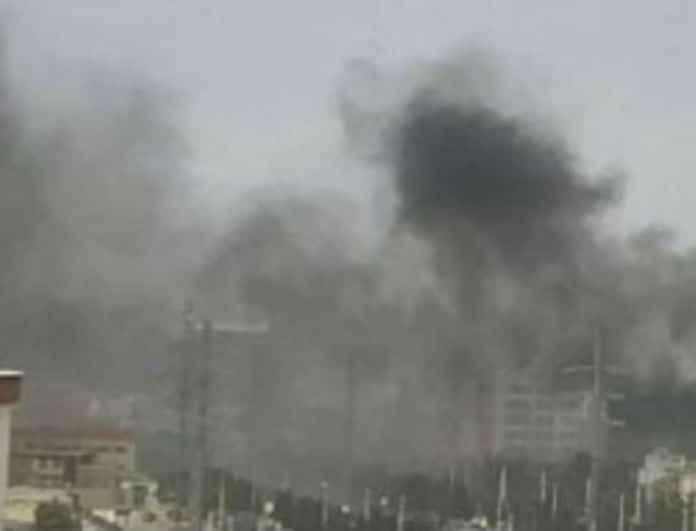 Μεγάλη έκρηξη στο κέντρο πόλης! Φόβοι για δεκάδες νεκρούς!