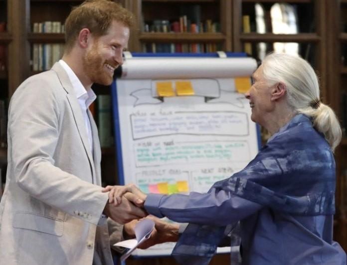 Πρίγκιπας Χάρι: Το άλλο του πρόσωπο! Ο χορός με 85χρονη και ο