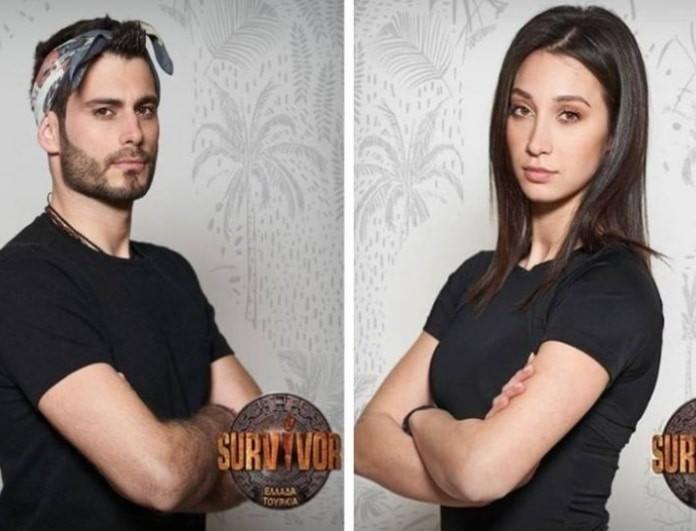 Survivor: Φωτογραφίες-ντοκουμέντο! Είναι ζευγάρι η Δήμητρα και ο Σπύρος!