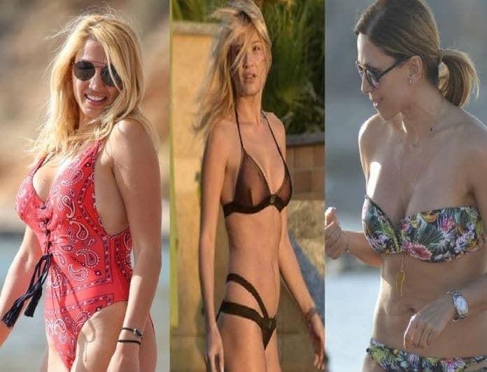 Έγινε η αποκάλυψη! Αυτά είναι τα αληθινά κορμιά των Ελληνίδων celebrities χωρίς ρετούς!