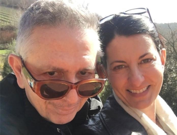 Θέμος Αναστασιάδης: Η σύζυγός του απαντάει για τη διαθήκη του!