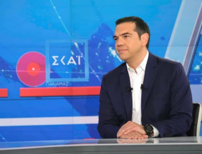 ΣΚΑΙ: Εξωπραγματικά νούμερα έκανε ο Αλέξης Τσίπρας! Πόσο έφτασε σε τηλεθέαση;