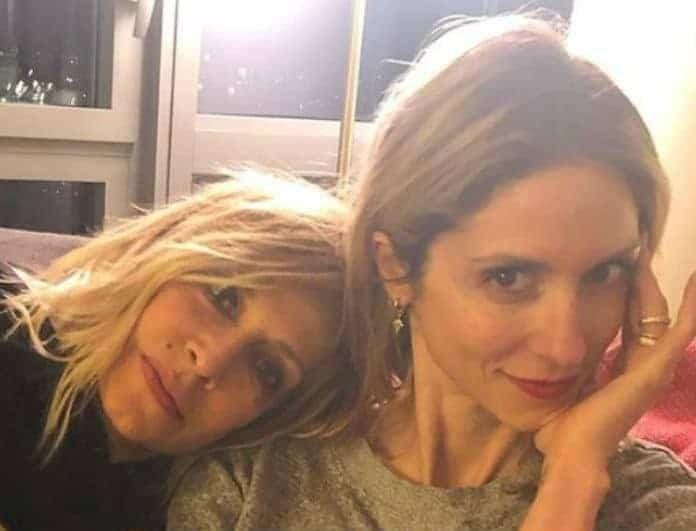 Άννα Βίσση: Επισκέφθηκε την κόρη της και είχε μια... συνάντηση στο μετρό!