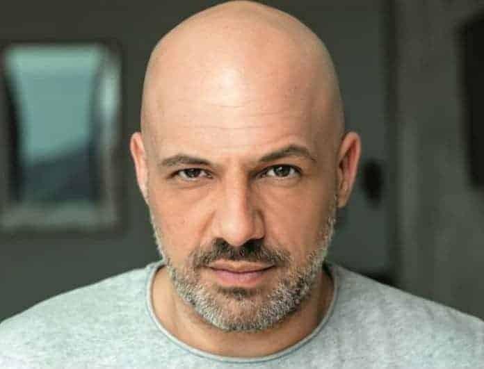 Νίκος Μουτσινάς: Η φωτογραφία με το τηλεοπτικό του ταίρι και το δημόσιο μήνυμα!