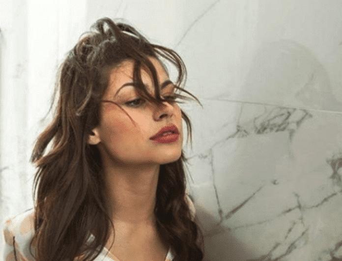 Δανάη Παππά: H πρωταγωνίστρια του Τατουάζ μας συστήνει για πρώτη φορά τον αδερφό της!