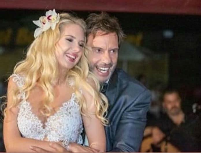 Σοφία Μαριόλα-Στράτος Τζώρτζογλου: Ο ρομαντικός χορός στην Βενετία και το δημόσιο μήνυμα αγάπης! (Βίντεο)