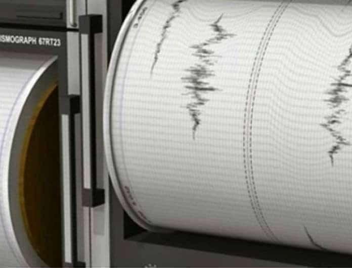 Σεισμός τώρα στη Χαλκιδική! Πόσα Ρίχτερ ήταν;