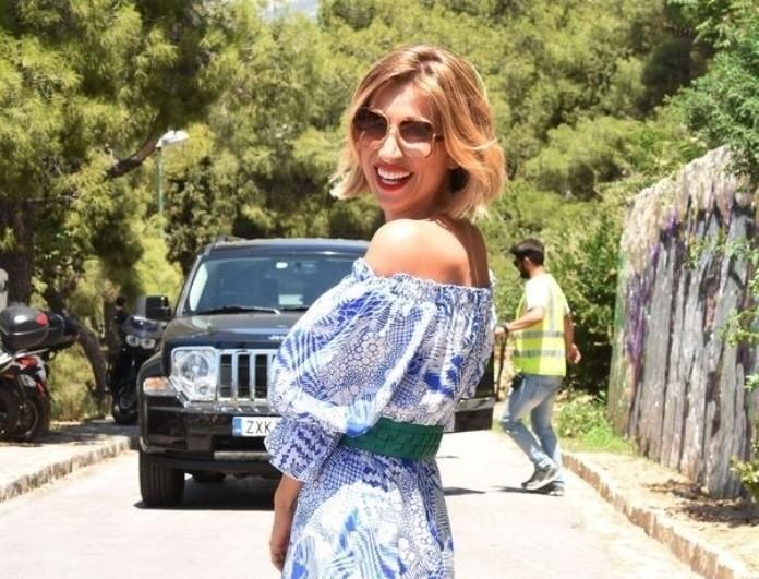 Μαρία Ηλιάκη: Είναι full in love με τον σύντροφο της! Η τρυφερή φωτογραφία!