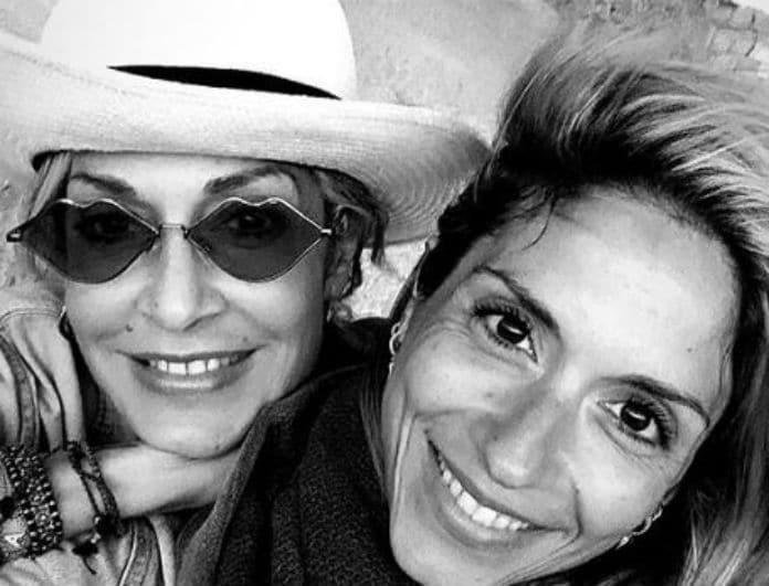 Άννα Βίσση: Στο λούνα παρκ με την κόρη της!