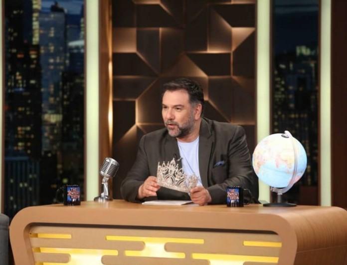 Γρηγόρης Αρναούτογλου: Μπαίνει στη «μάχη» με αλλαγές στον ΑΝΤ1!