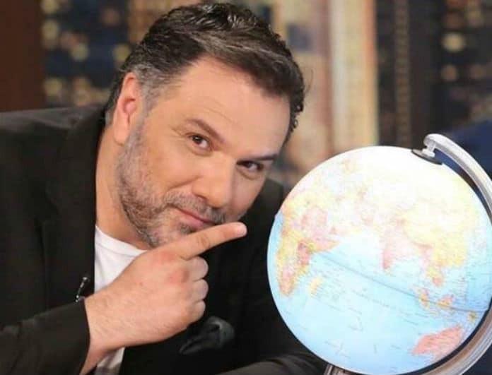 Γρηγόρης Αρναούτογλου: Η τυχαία συνάντηση με κορυφαίο όνομα της Αμερικής και ο διάλογος που είχαν!