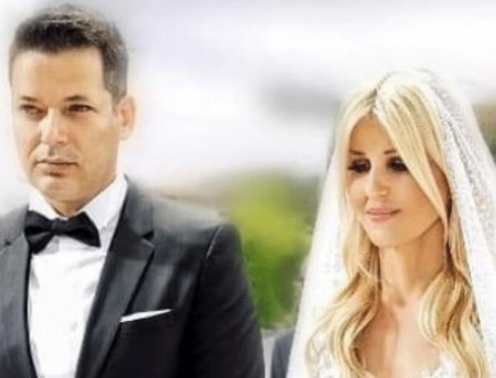 Έλενα Ράπτη: Αυτοί ήταν οι κουμπάροι στον κρυφό γάμο της με τον Κίμωνα Μπάλλα!