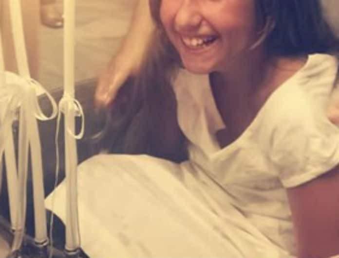 Αγαπημένο πρώην ζευγάρι της ελληνικής showbiz βάφτισε την 9χρονη κόρη του!
