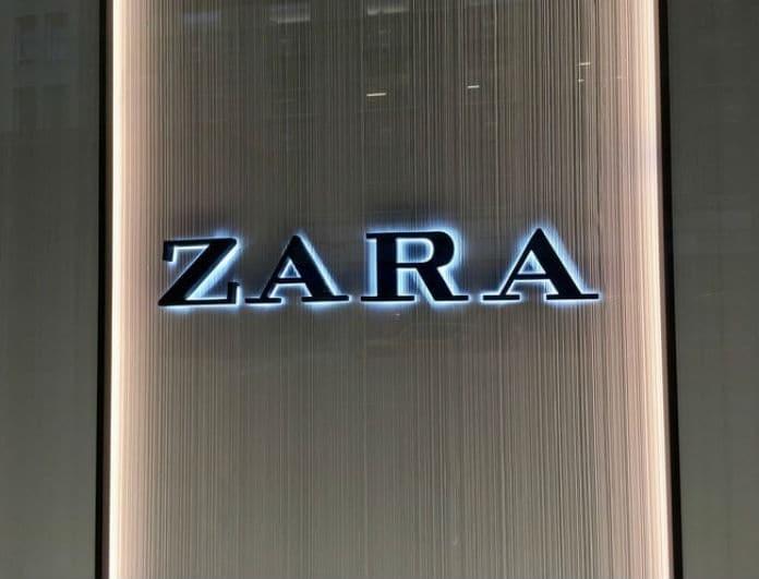 Zara - μόνο για τολμηρές: Το ανοιχτό μπλε φόρεμα από τη νέα συλλογή του χειμώνα που θαυμάζουν όλοι!