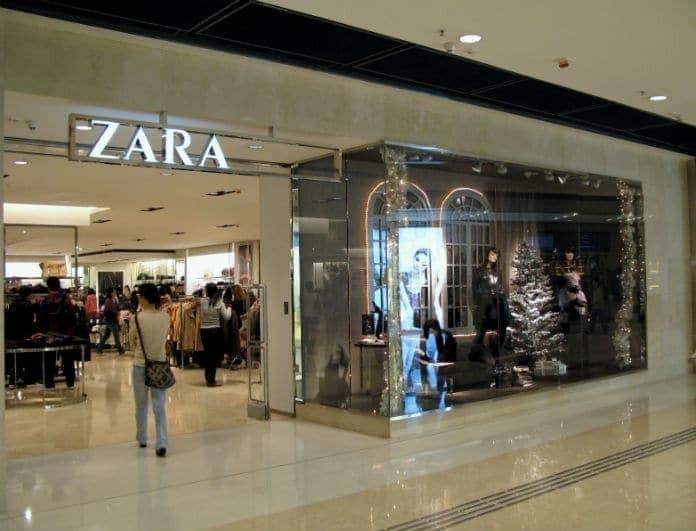 Zara: Το φόρεμα από τη νέα συλλογή έχει