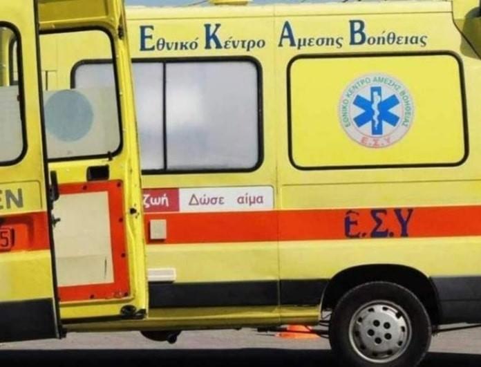 Λαμία: Αυτοκίνητο παρέσυρε 50χρονη! Στο νοσοκομείο με τραύματα η άτυχη γυναίκα!