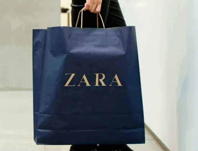 Zara: Η μαύρη φούστα με κορδόνια από τη νέα συλλογή θα σε κάνει να δείχνεις σαν μοντέλο! Κοστίζει κάτω από 26 ευρώ!