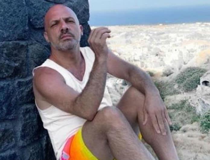 Νίκος Μουτσινάς: Στο πιο ρομαντικό νησί με σύντροφο! Αυτό είναι....
