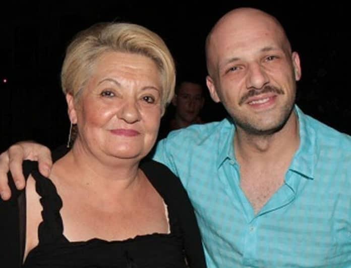 Νίκος Μουτσινάς: Η μητέρα του και ο χωρισμός που τον σημάδεψε! Τι έγινε στην κηδεία;