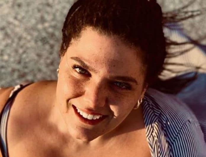 Δανάη Μπάρκα: Ποζάρει με μαγιό και περνάει ένα δυνατό μήνυμα! «Να θυμάστε ότι...»!