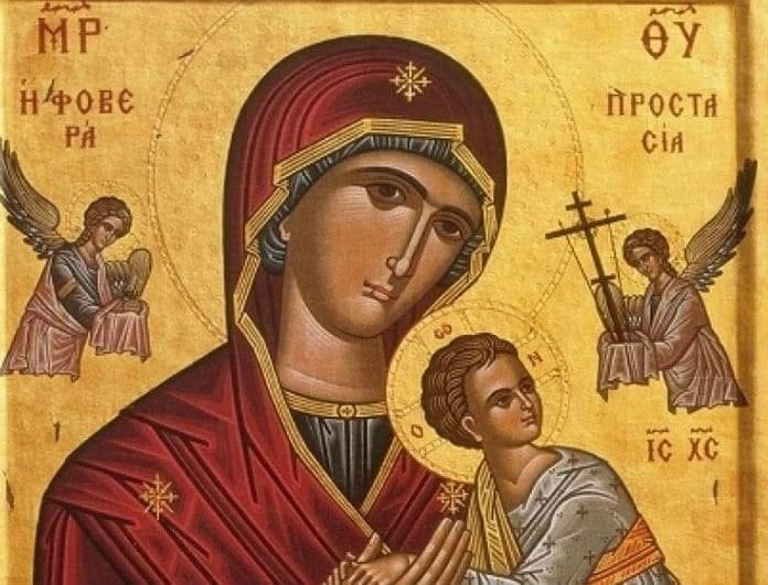 Ανατριχιαστικό θαύμα! Η ευχή που έλεγε και έκανε την Παναγία να παρουσιαστεί και να την σώσει!