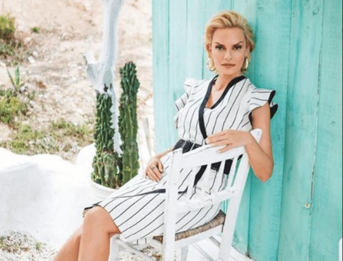 Έλενα Χριστοπούλου: Το ξέσπασμά της και η αποκάλυψη για την ηλικία της!