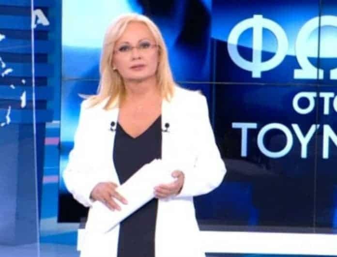 Alphatv: Η έκτακτη ανακοίνωση για την Αγγελική Νικολούλη!