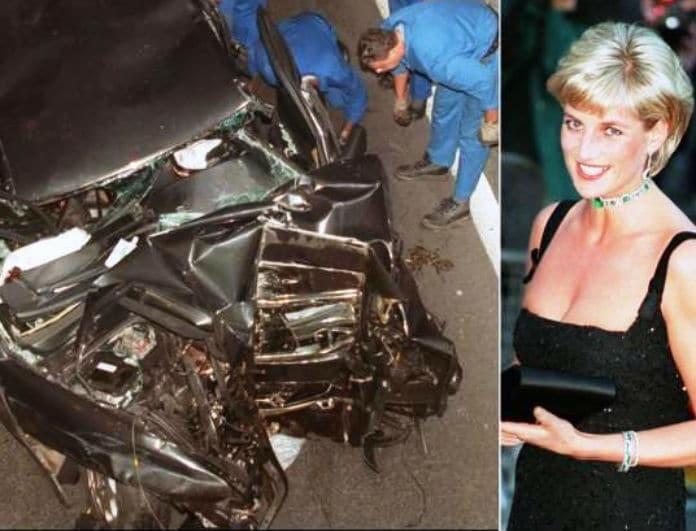 Πριγκίπισσα Νταϊάνα: Σχεδόν διαμελισμένη μετά το τροχαίο! Η απαγορευμένη εικόνα μόλις διέρρευσε!
