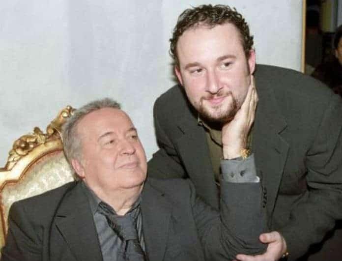 Γιάννης Παπαμιχαήλ: Η ανατριχιαστική φωτογραφία από τον τάφο του πατέρα του!